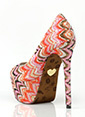 Betsey Johnson Topuklu Ayakkabı Pembe